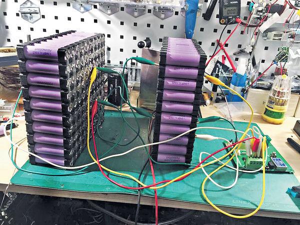200粒電自製超級「尿袋」 險釀大爆炸