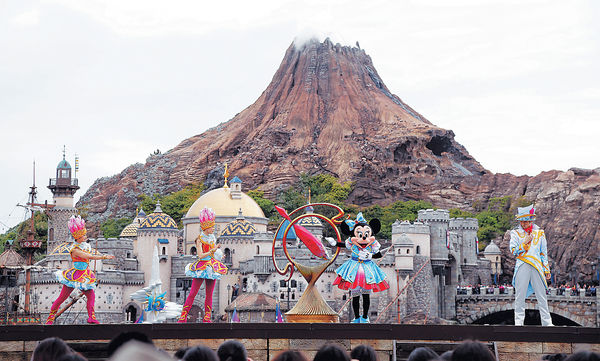 東京迪士尼海洋15周年新先玩
