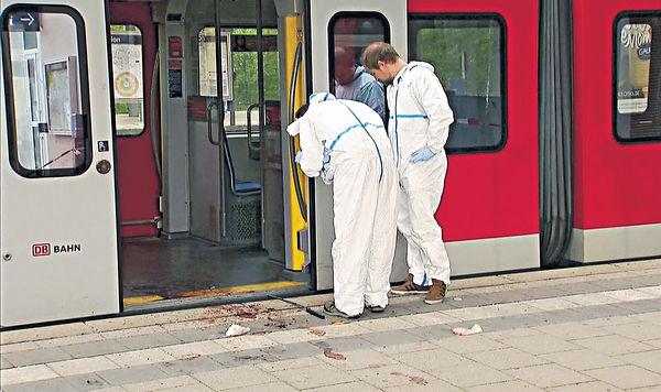 刀手呼「真主偉大」 慕尼黑火車站斬人4死傷