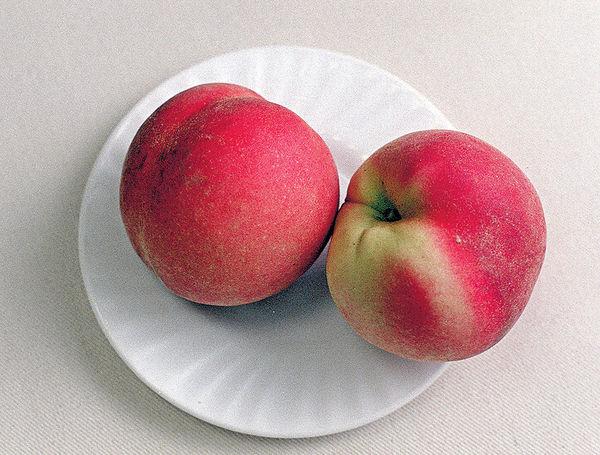 日吃3個桃 助防乳癌