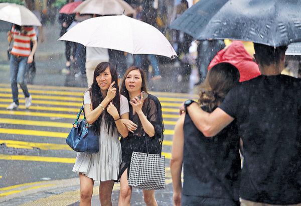 立夏30.9℃今年最熱 下周料大驟雨