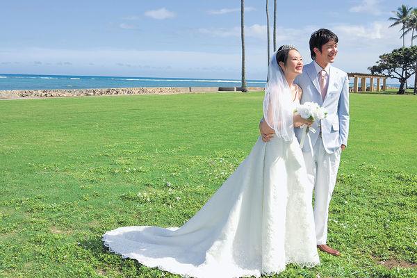 7成人海外拍婚照 平均花$2.4萬