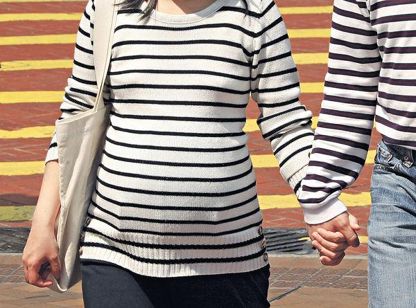 兩成中小企僱員 曾遭懷孕歧視