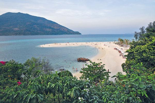 泰國最南秘境 水色透明似馬代