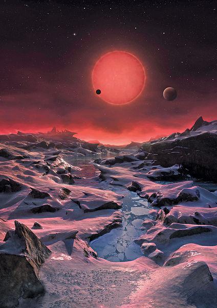 地球40光年外 發現3行星或宜居