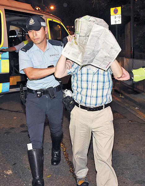 警「五一」掃黑的 揭司機6度被捕