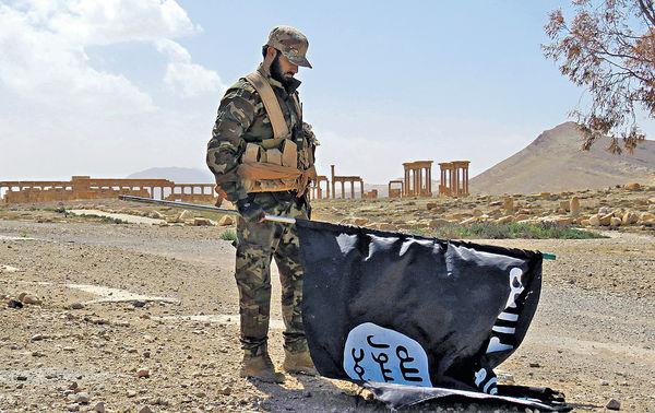 英媒獲洩密文件 敘政府勾結IS