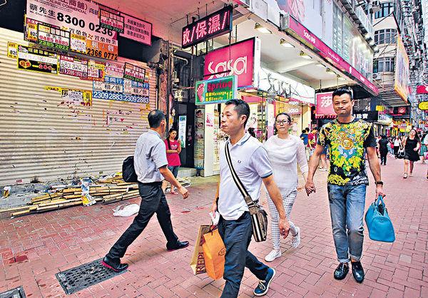 全球最貴租城市 香港排第3