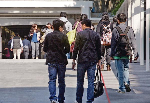 社會競爭大 兩成港青年對未來悲觀