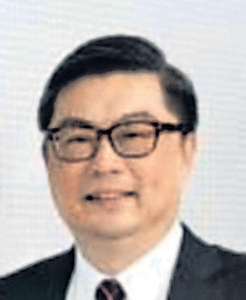 科大譚嘉因 接掌工商管理學院