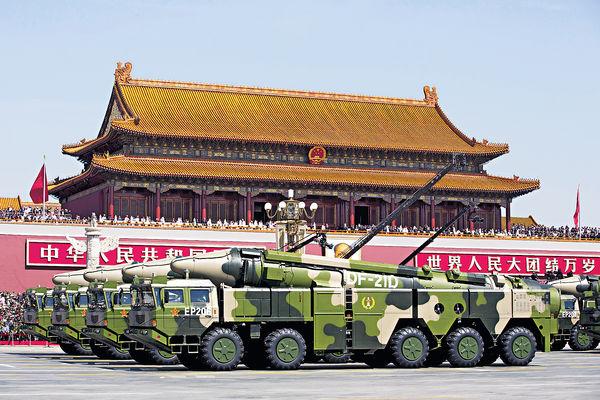 華試射10倍音速武器 1小時打遍全球