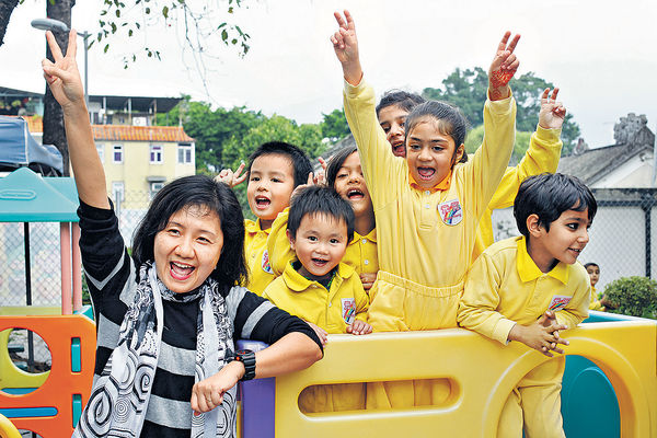 四個錦囊讓孩子快樂學習