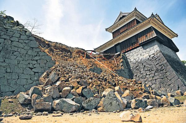 熊本城恐須20年修復