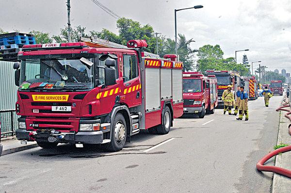 140輛消防車明年安裝鏡頭