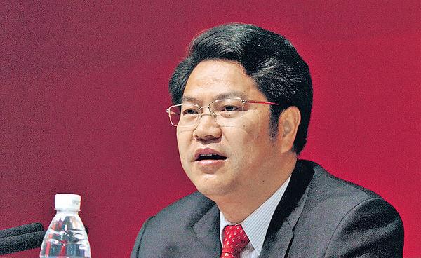 涉權色交易搞迷信 粵前副省長開除黨籍公職