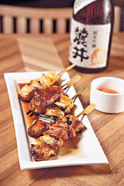 日式雞串燒酒吧