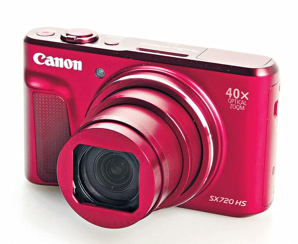 望遠卡片機 Canon Powershot SX720 HS