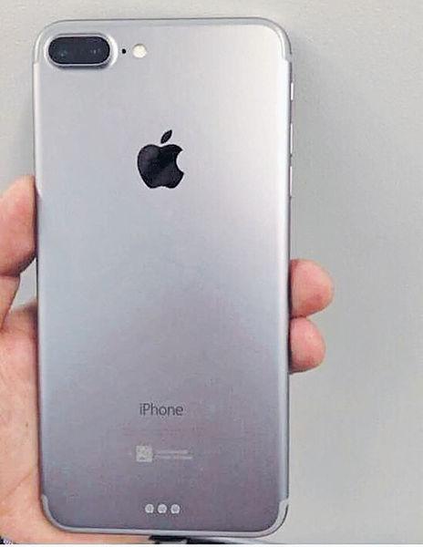 iPhone 7最新諜照流出