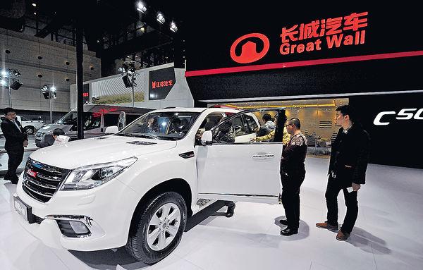 長汽SUV新品 哈弗H7將上市