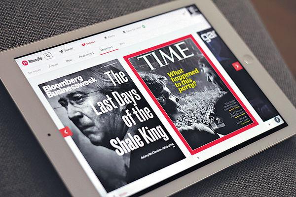 「新聞版iTunes」救紙媒