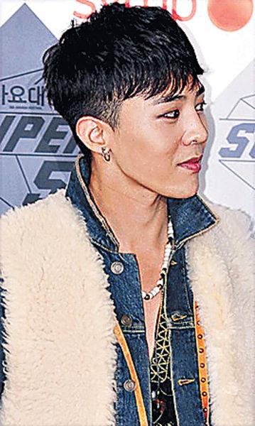 BigBang躋身《時代》影響力百人No.2