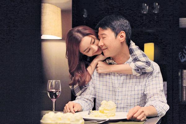 新片演夫妻 韓彩英:黎明平易近人