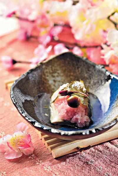 嘗櫻花の味