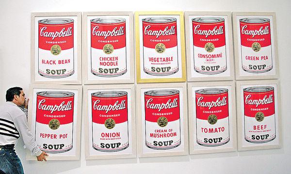 七幅《金寶湯》被竊 FBI懸紅20萬尋畫