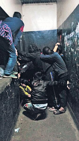 45台疑犯遭強押返陸 掀兩岸角力