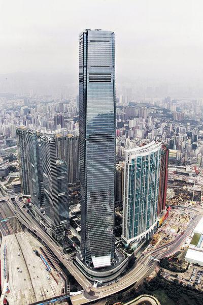 杜拜擬起更高摩天樓 ICC將失全球第4高