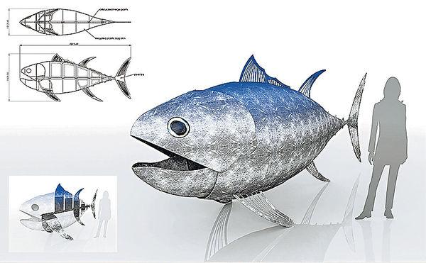 塑膠魚之警示