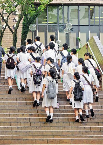 92%中學生欲繼續升學