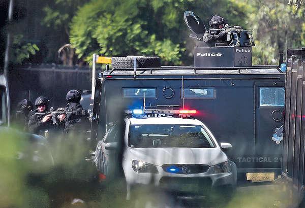 悉尼槍擊4死傷 警指無關恐襲