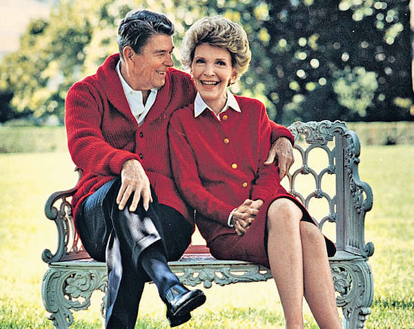 列根遺孀南茜去世 享年94歲