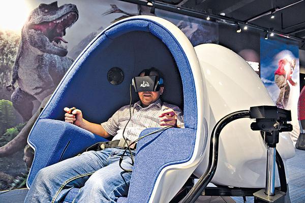 夥Google研VR業務 IMAX好戲連場