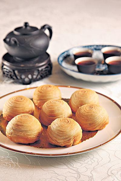 潮州月餅唔易做 力寶軒傳統人手製作