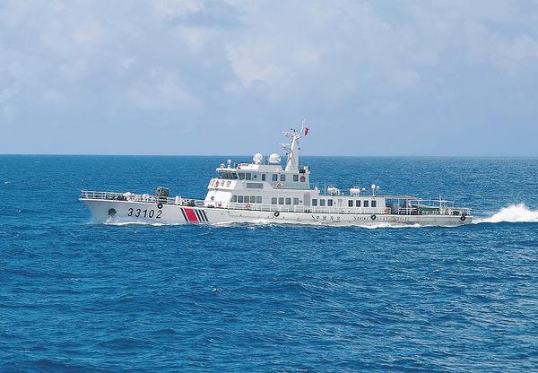 15中國海警船入釣島 日外相:關係惡化