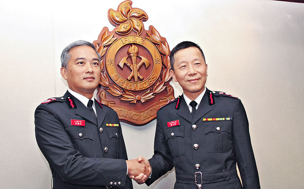 黎文軒下周一退休 最難忘迷你倉4級火