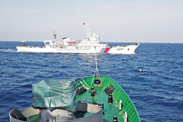 南海爭端升溫 越傳島礁部署火箭發射台