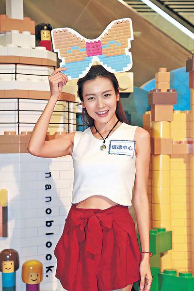 李佳芯捱眼瞓做奧運節目