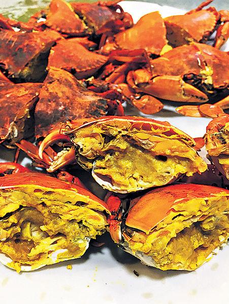 福地香港黃油蟹