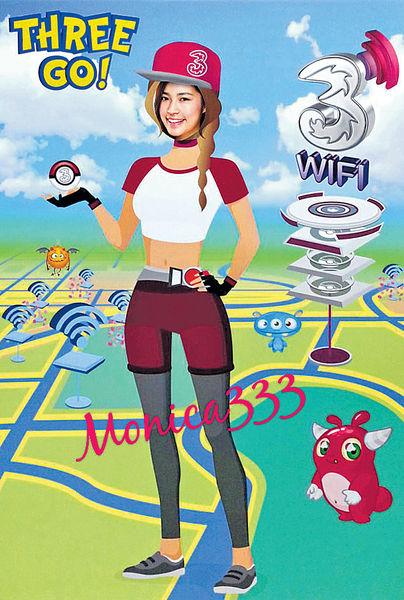 3香港召集訓練員 「捕捉」Wi-Fi 熱點