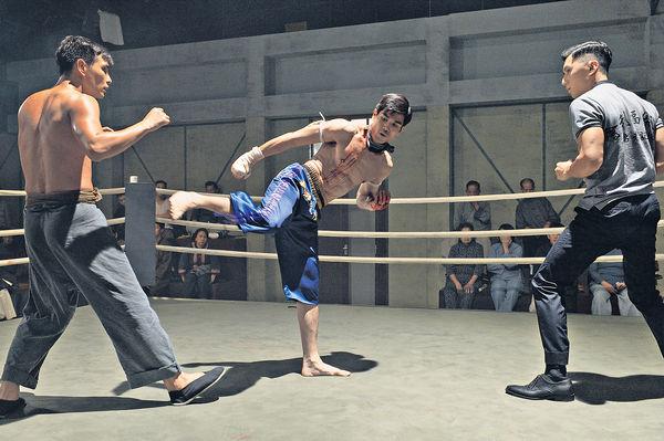 八極拳Vs泰拳 《城寨》打出真功夫