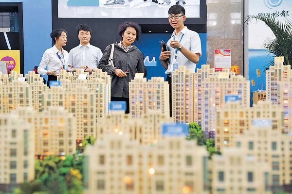 政策方向未變 內房銷售動力足