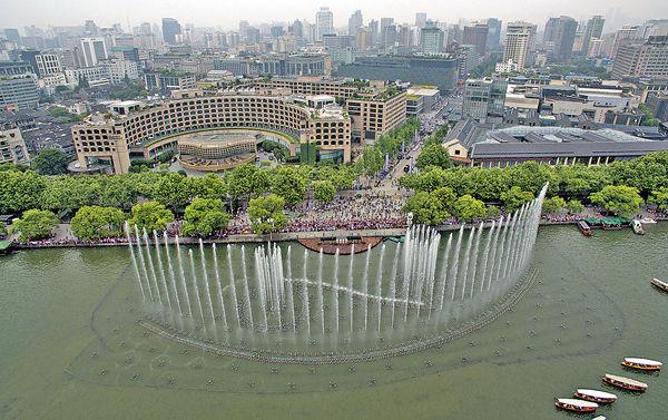 G20峰會前夕 杭州封西湖拒外賓