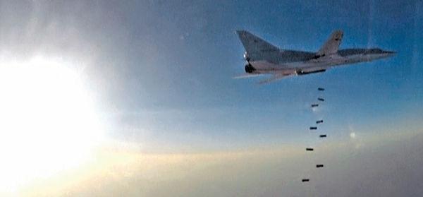 俄軍首度取道伊朗空襲IS