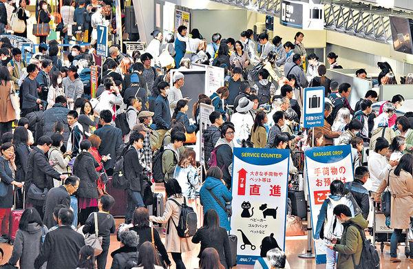 日本羽田機場 明年試行CT掃描安檢