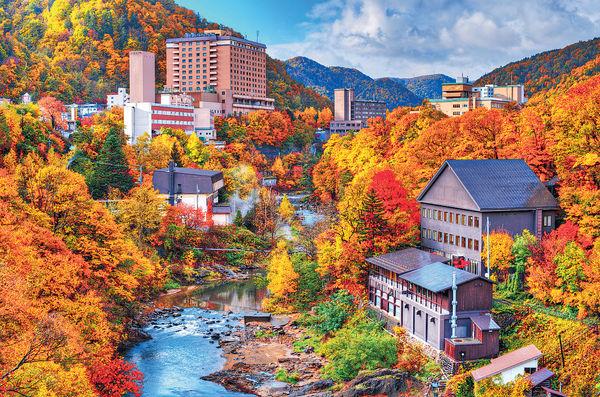 紅葉地圖出爐 9月北海道搶先賞