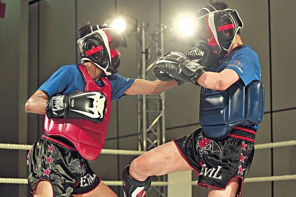 更新青年學泰拳 強健體魄 改善脾氣