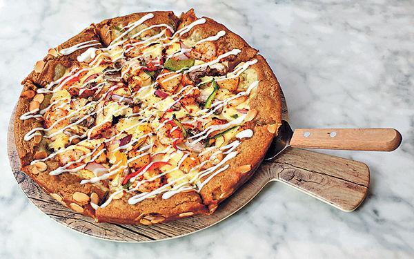 韓式Pizza店 新推Mocha批